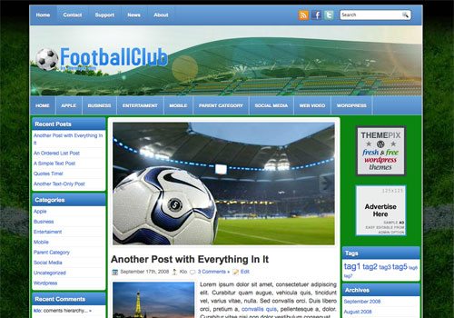 Permanent Link to FootballClub